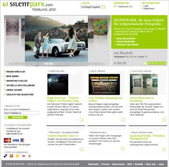 Silentpark Startseite